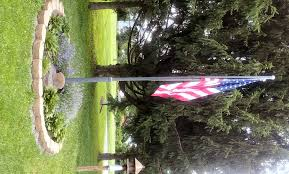 Garden Flag Poles Transitional Flags And Flagpoles