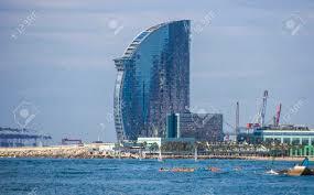100 W Hotel In Barcelona Spain BARCELONA SPAIN JULY 13 2016 Known As