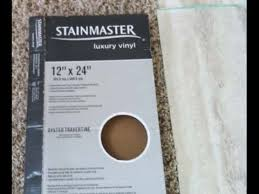 diy stainmaster luxury vinyl tile 12 x 24