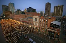 Free Parking in Larimer Square Garage with Retail Purchase