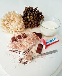 kinderschokolade milchschnitten kuchen ohne backen pretty you