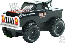 Defiants Vehicle Black Tow It All Tow Truck New | Pins You Must See ...