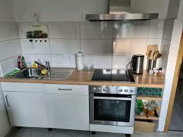 gebrauchte küche der marke nobilia 5 jahre alt