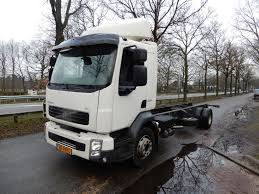 VOLVO FE 240 CHASSIS Chassis Trucks For Sale, Chassis Cab From The ...