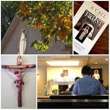 Tour The Divine Mercy Center The Servants Of Jesus Of The