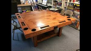 How To Build A High-End Gaming Table For As Little As $150 ... Storable Game Table Cover 8 Steps With Pictures 21 Free Diy Coffee Plans You Can Build Today Best Rated In Air Hockey Tables Equipment Helpful How To A Rustic Checkerboard Howtos Reclaimed Pallet Epoxy Tabletop Cast Iron Singer Base Hundreds Of Desk Ideas 1001 Pallets 7 Outstanding Small Side Liven Up Your Corner 15 Make Clever Fniture For Spaces 17 Affordable Monopoly Board Instructables Palletbiz