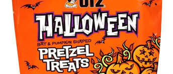 Utz Halloween Pretzels by Top 10 Worst Things To Give Trick Or Treaters