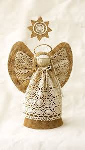 Crochet Angel Tree Topper Image Source