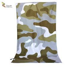 Army Camo Bathroom Decor by Online Get Cheap Camouflage Bath Towels Aliexpress Com Alibaba