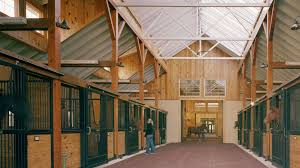 Natural Light And Ventilation In Horse Barns - Why It Matters ... How Much Does It Cost To Build A Horse Barn Wick Buildings Pole Cstruction Green Hill Savannah Horse Stall By Innovative Equine Systems Redoing The Barn Ideas For Stalls My Forum Priefert Can Customize Your Barns Barrel Racing 10 Acsmore Available With 6 Pond Pipe Fencing Amazing Stalls The Has Large Tack Room Accsories Rwer Rb Budget Interior Ideanot Gate Door Though Shedrow Shed Row Horizon Structures Httpwwwfarmdranchcomproperty5acrehorse