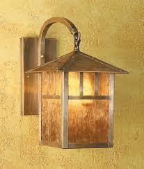 arts crafts outdoor lights not found on hammerworks