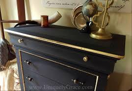 Black Dresser Drawer Knobs by Pure Color Original Elegance