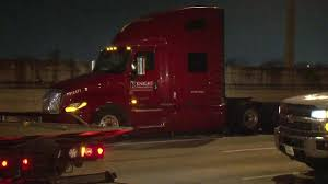 100 Truck Jumping Possibly Suicidal Woman Hit Killed By 18wheeler After