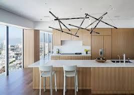 interior three pendant unique kitchen island lighting with grey