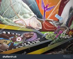 Denver International Airport Murals Artist by Denver Usa July 26 2008 Children Stock Photo 393910813 Shutterstock