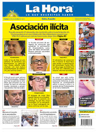 Quito 10 de noviembre de 2017 by Diario La Hora Ecuador issuu