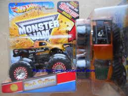 100 Black Stallion Monster Truck Jam