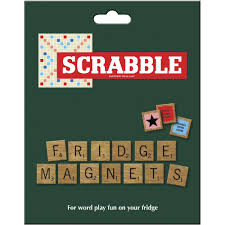 Scrabble Tile Value Calculator by Scrabble Fridge Magnets Officeworks
