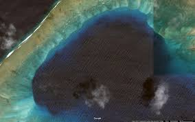 Sinking Islands In The South Pacific by 3 Nuked U0026 Sinking The Beautiful Marshall Islands Were Violated