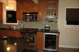 fascinating 60 kitchen backsplash end of counter design