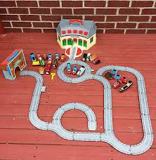 thomas train take n play along tidmouth sheds turntable sounds