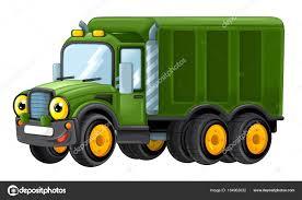 100 Funny Truck Pics Cartoon Happy And Funny Military Truck Stock Photo