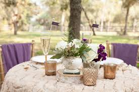 Purple And Neutral Wedding Ideas 14