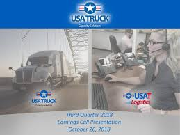100 Truck Slides USA Inc 2018 Q3 Results Earnings Call USA
