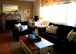 Brown Leather Couch Living Room Ideas by Apartments Personable Black Leather Couch Living Room Ideas