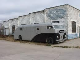 Cool Vintage Motorhome