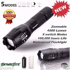 skywolfeye tactical le de poche led g700 x800 brillant