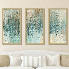 3 Piece Framed Wall Art 8 Max By Mark Graphic Print Set Of Hanging