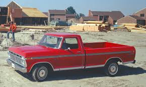 100 Ford Truck 1980 FSeries A Brief History AutoNXT
