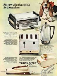 1960s Appliances Toastmaster Small