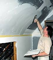 Skim Coat Ceiling Vs Plaster Ceiling by Flawless Walls Fine Homebuilding