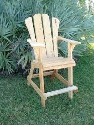 adirondack chair footrest foter