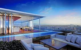 100 World Tower Penthouse LIVING ON ZENITH OF THE WORLD THE LUXURY PENTHOUSE Flats In