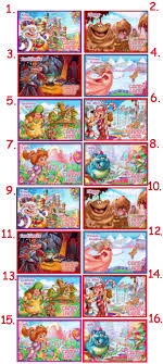 Candyland Characters Pictures And Names GamesCandyland Board