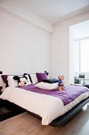 modernes offenes schlafzimmer mit bild kaufen 12980115
