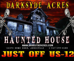 Pumpkin Farms In Bay County Michigan by Michigan Haunted Houses Your Guide To Halloween In Michigan