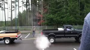 Ford Vs. Chevy Truck Pull - Coub - GIFs With Sound