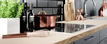 die richtige arbeitsplatte für die küche küche co