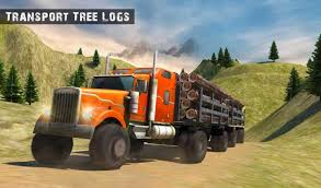 USA Truck Driving School: Off-road Transport Games For Android - APK ...