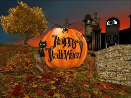 Halloween At Greenfield Village 2012 by Second Life Newser October 2016
