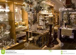 Home Interiors Shop Home Decor Store Stock Photo Image Of Interior Retail