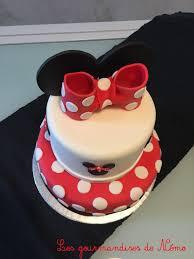 gâteau minnie les gourmandises de némo