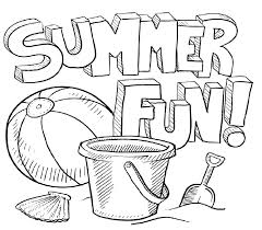 Summer Coloring Pages For Kids Free Printable Disney Cars Colouring