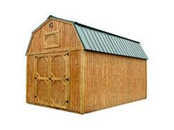 Kims Storage Sheds Jacksonville Fl by Kim U0027s Storage Sheds From Usa Utility With Overhead Door
