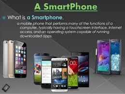 Developing smartphones