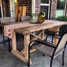 Wood Kitchen Table Plans Free by 39 Best Dining Room Diy Plans Images On Pinterest Projects